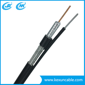 China Manufacturer Rg11 RG6 Rg59 Caoxial Cable Communication Cable
