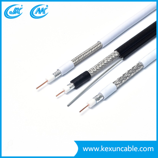 Antenna Cable Rg213 Rg558 Rg8 Coaxial Cable 18AWG with 60% Braiding