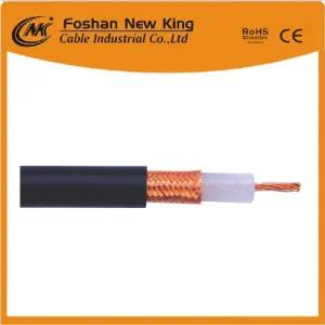 Coaxial Cable Rg58 Communication Telecom Cable Wire with Copper and PVC Jacket