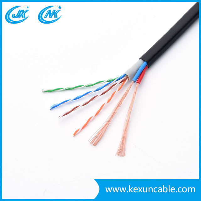 Reliable Factory UTP/FTP Cat5e Network Cable/LAN /Cabledata Cable with RJ45 Connector
