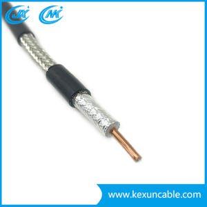 CPR/Ce/RoHS Certifications RG6/Rg59/Rg11 Coaxial Cable for CATV / CCTV Systems