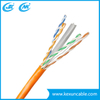 FTP UTP Indoor Cable CAT6 LAN Cable Networking Cable with Copper Conductor