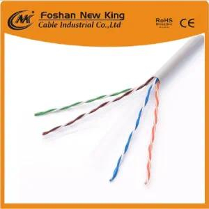 Factory Price UTP Cat5 Cat5e CAT6 LAN /Network Cable with Copper Conductor