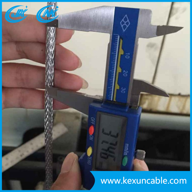 coaxial cable manufacturers-braiding-test1