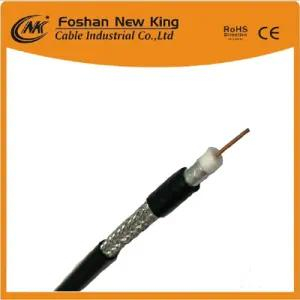 Coaxial Cable RG6 High Quality for CATV CCTV and Satellite Communication (RG6U)