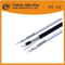 China Factory Free Samples RG6 Jelly Filled Coaxial Cable with Ce, CPR, RoHS Certificates