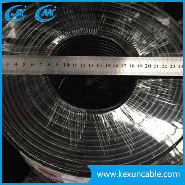 coaxial cable manufacturer-roll test