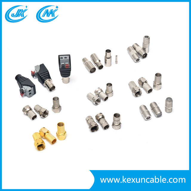 Connector- electrical cable