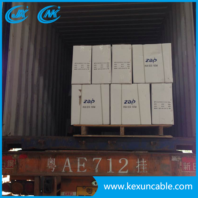 coaxial cable manufacturer-loading